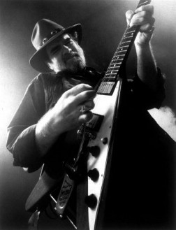 Lonnie Mack was a fixture in the clubs and those dusty roadhouses around the Cincinnati area in the 60s.