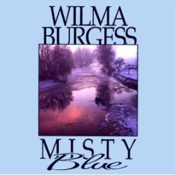 Misty Blue is another vinyl record memory from 1966.