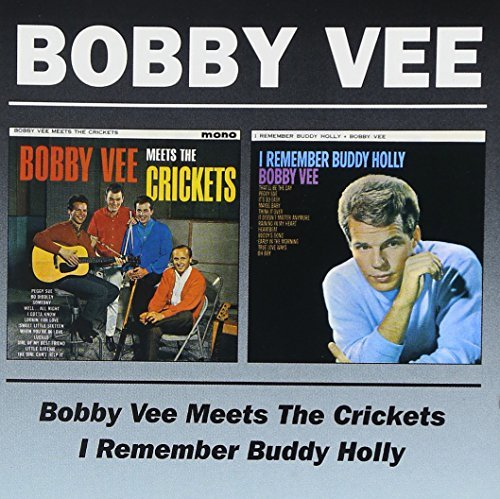 Bobby Vee was only 15 when he was asked to perform on short notice after the Buddy Holly plane crash. The story at vinyl record memories.com