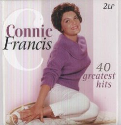 Connie Francis favorite teen ballad from 1962, Don't Break The Heart That Loves You, at Vinyl Record Memories.com