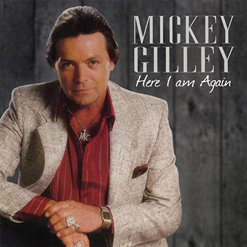 Mickey Gilley is the king of country cover songs.