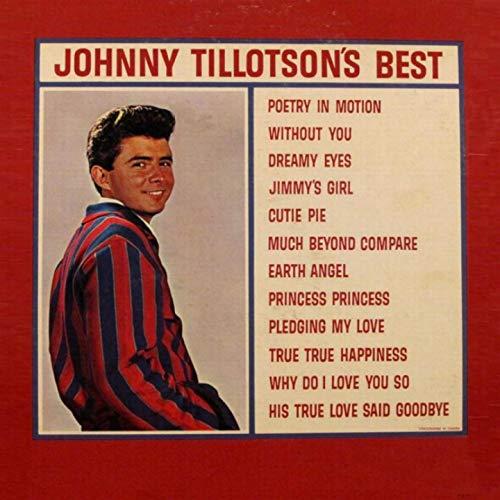 Johnny Tillotson Oldies Music Lyrics | 1960 Why Do I Love You So