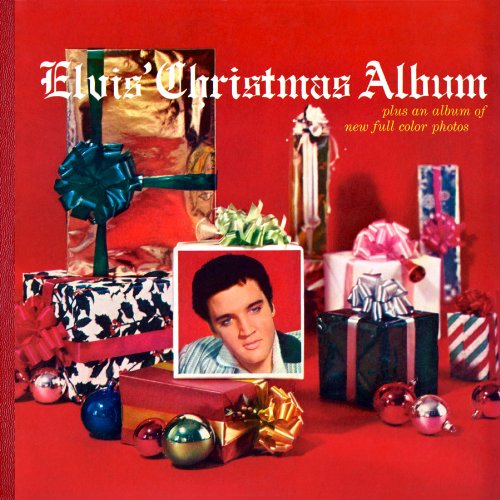 Elvis' First Christmas Album from 1957 at Vinyl Record Memories.