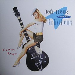 Jeff Beck plays my favorite cover of Sleepwalk at Vinyl Record Memories.com