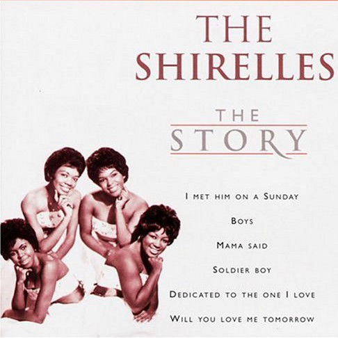 Read about how the Shirelles became my all-time favorite girl group.