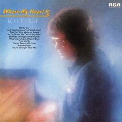 Where My Heart Is from 1973 produced the #10 song I Hate You. Watch the video at vinyl record memories.com