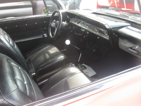 Factory interior of this She's real fine my 409 chevy from 1962