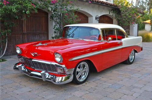 1956 Chevy Bel Air 2dr hardtop