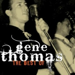 Gene Thomas classic vinyl record Baby's Gone from 1963.