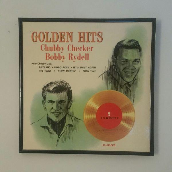 1963 Chubby Checker - Bobby Rydell LP at Vinyl Record Memories.com