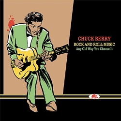 A teen idol is gone, the Big Band era, a famous kiss, and Chuck Berry turns 90.