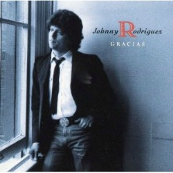 Johnny Rodriguez vinyl records - Dance With Me (Just One More Time)