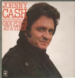 Johnny Cash Albums - One Piece at a Time LP.