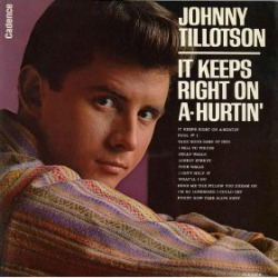 Johnny Tillotson covers Hank Williams 1949 classic at Vinylrecordmemories.com