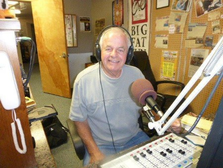 Ned Ward at his DooWopRadio post. Listen every Saturday from 4-5pm EST.