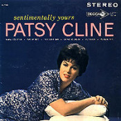 Patsy Cline's last album includes You Belong to Me.