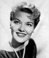 Patti Page as she appeared in the early fifties.