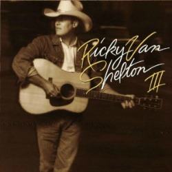 Ricky Van Shelton Old Country Music Lyrics to Statue of a Fool.