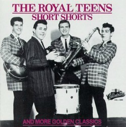 The Royal Teens videos Believe Me and Short Shorts at All About Vinyl Records.
