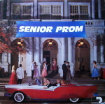 James Bond Album Cover Art, Southern Nights and Senior Prom Album Art.