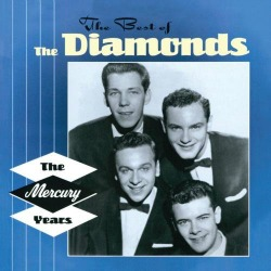 The diamonds little darlin 1957