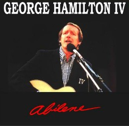 George Hamilton IV sings Abilene at Vinyl Record Memories.com