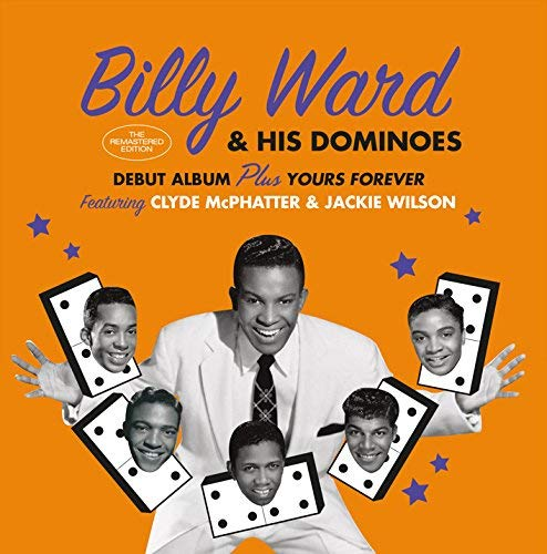 Read about Billy Ward and how he influenced the career of Jackie Wilson. Vinyl Record Memories.com