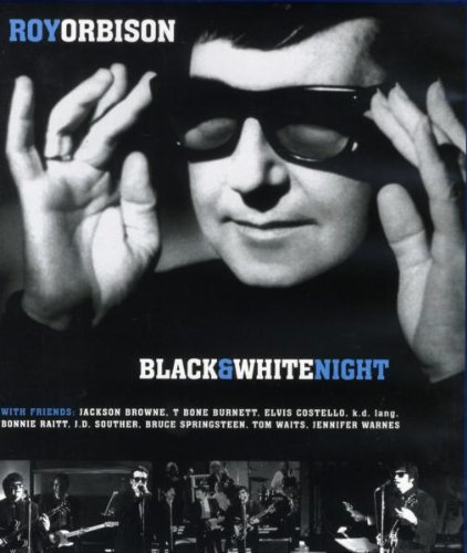 Enjoy this Roy Orbison and Friends 1988 Black and White Night special at vinyl record memories.