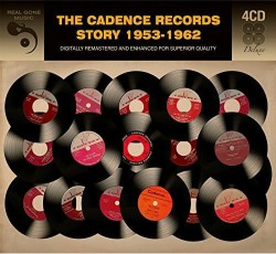 Cadence Records formed by Archie Bleyer in 1953.