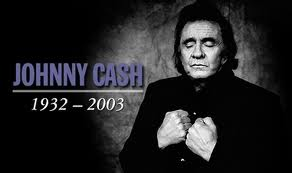 Johnny Cash biography at All about vinyl records.