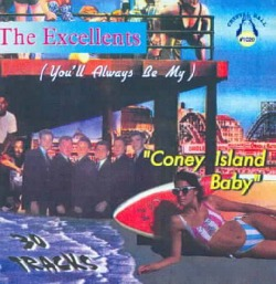 A trip back to 1962 with your Coney Island Baby and those classic vinyl record memories.