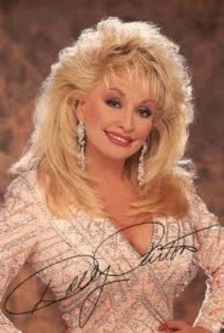 Read Dolly Parton biography at Vinyl Record Memories.com