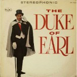 Read about the Duke of Earl rare stereo LP from 1962.