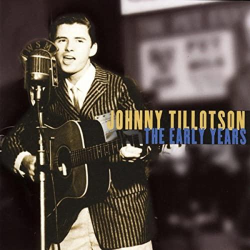 Johnny Tillotson early years at vinyl record memories.