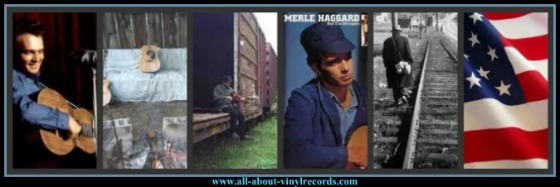 Merle Haggard songs at All About Vinyl Records.