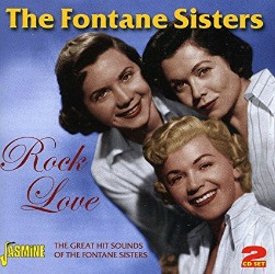 The Fontane Sisters covered the song, Eddie My Love, in 1956.