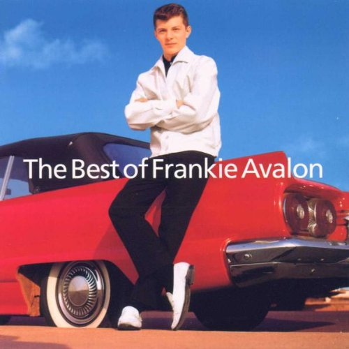Frankie looking cool, crica 1959-60.