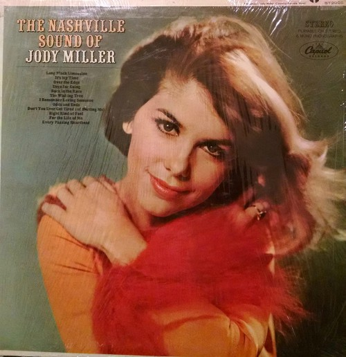 Baby I'm Yours vinyl record memories with Jody Miller from 1971.