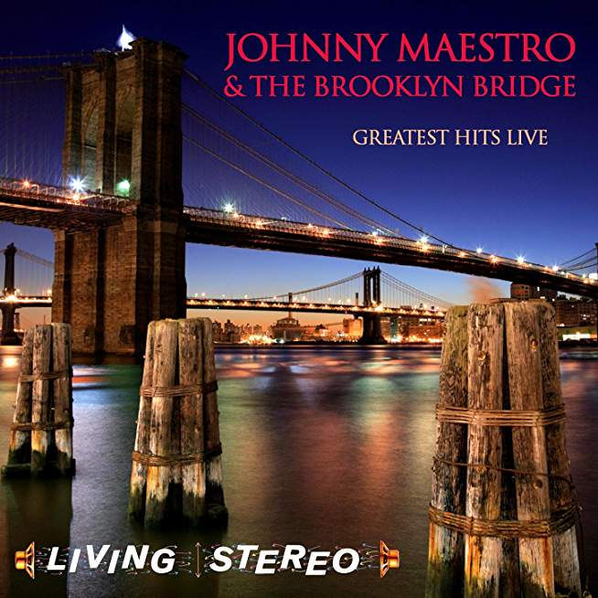 Johnny Maestro vinyl record memories. The Doo wop group Brooklyn Bridge and the song Sixteen Candles.