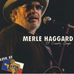 Merle sings - I Think I'll Just Sit Here and Drink - Great live video.