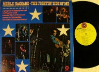 Rare live Merle Haggard album Fightin' Side of Me.