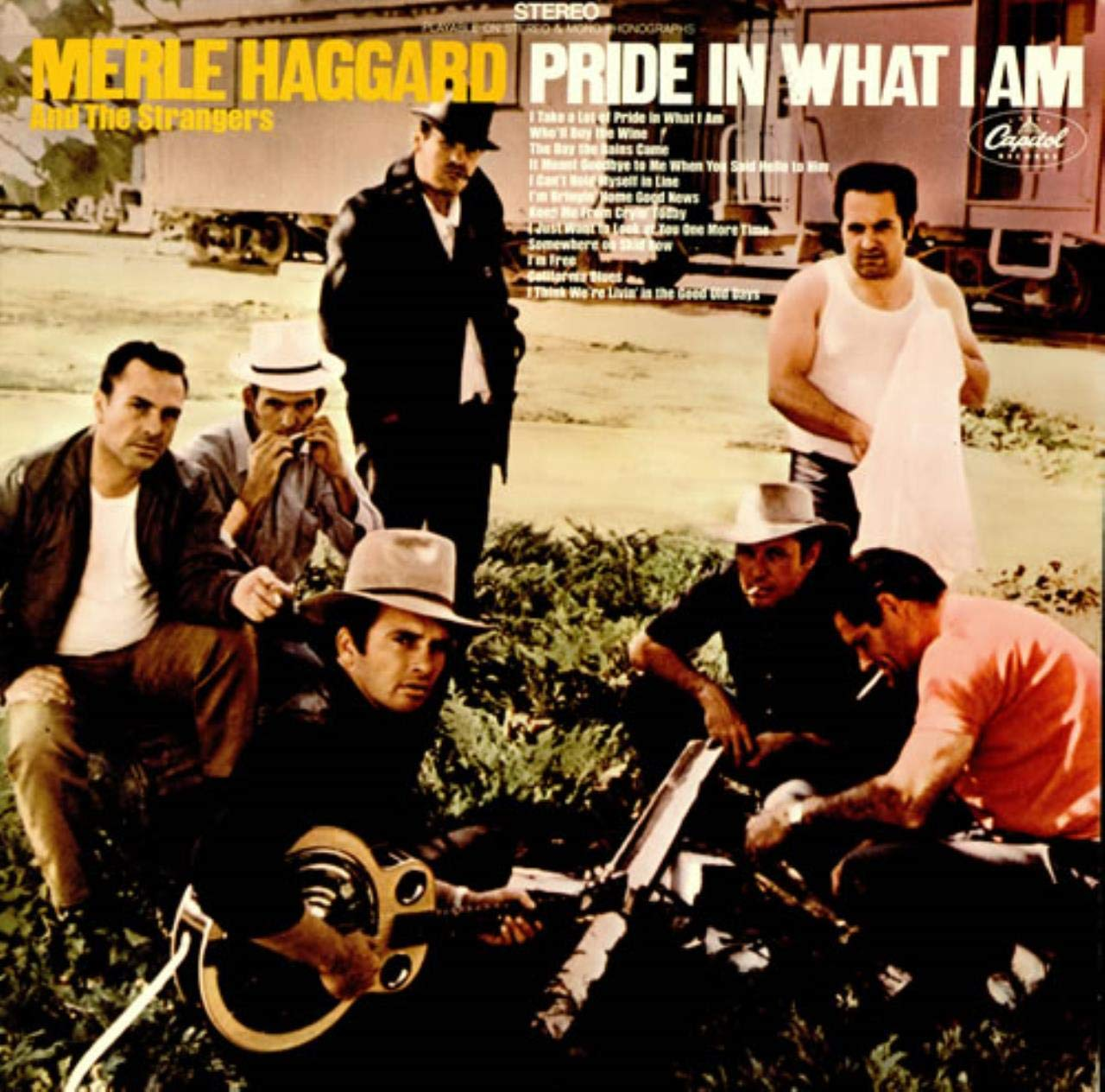 The album, Pride In What I Am, released February 10, 1969, finishing at #11.
