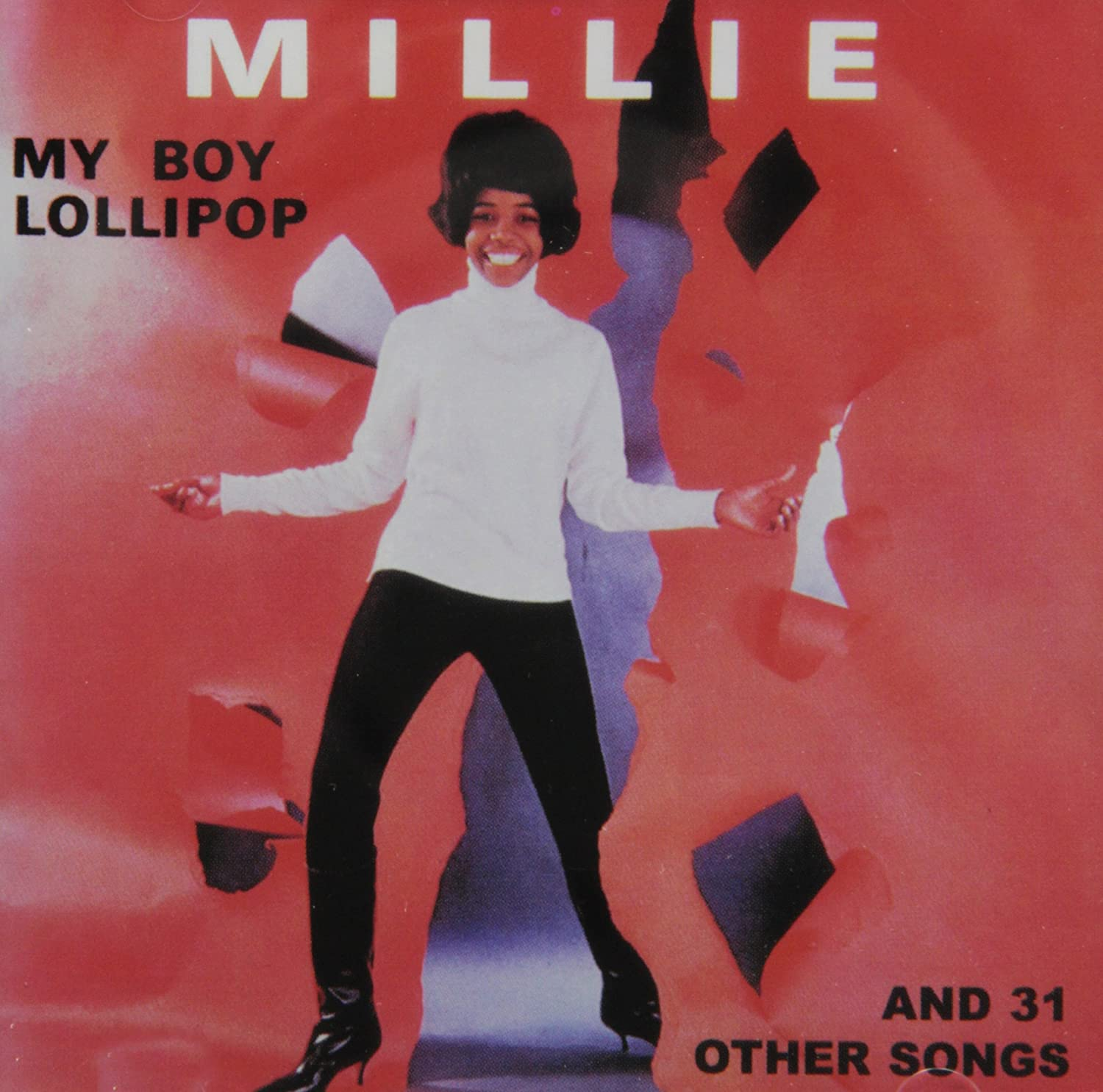 My Boy Lollipop was a #1 hit in the USA in 1964.
