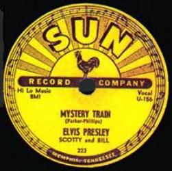 Original Sun Record and Mystery Train Challenge at All About Vinyl Records.