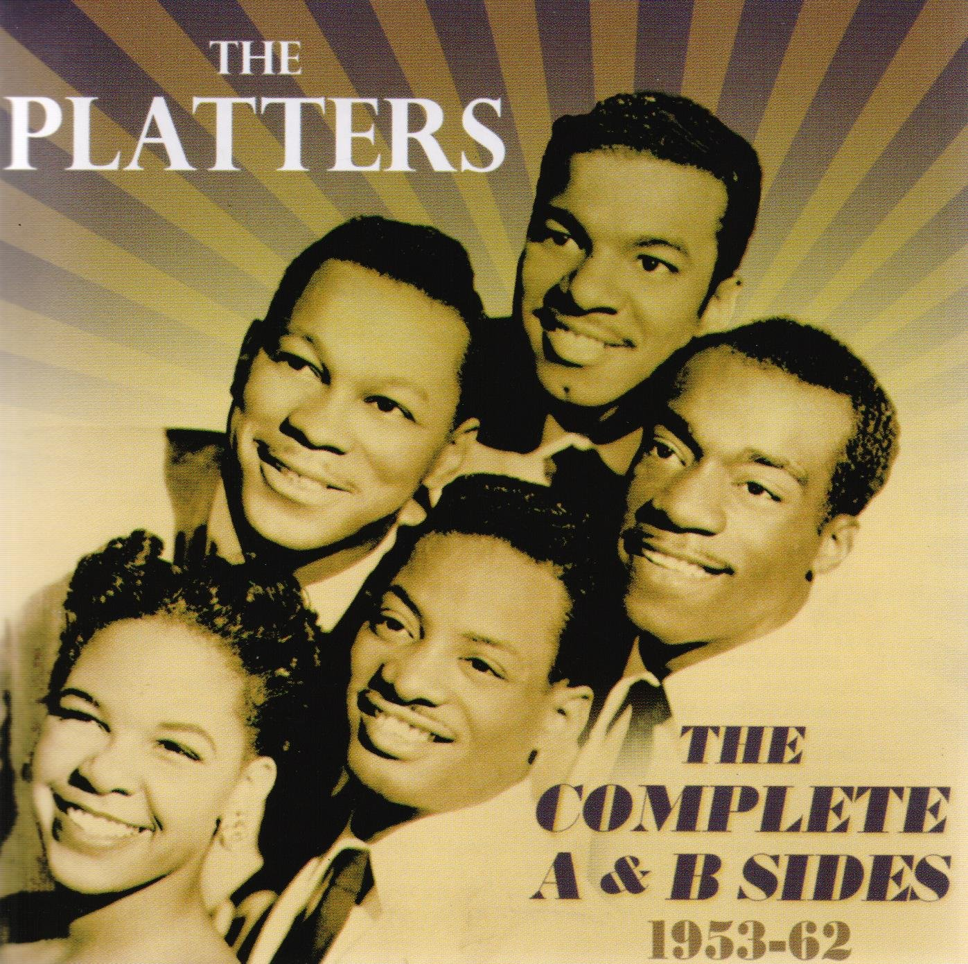 The Platters first hit song, Only You, at Vinyl Record Memories.
