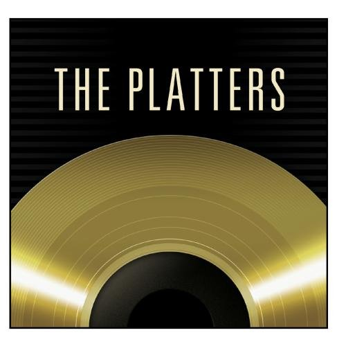 The Platters final curtain at vinyl record memories.