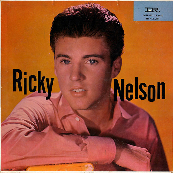 Ricky Nelson 2nd Album. Poor Little Fool story with great vinyl record memories.