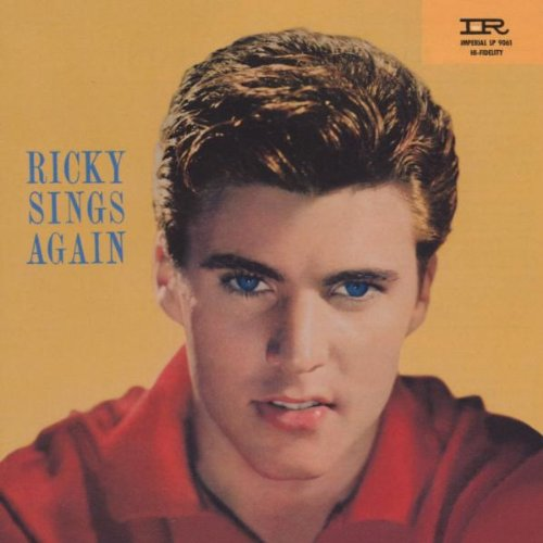 Ricky Nelson sings his original 1958 rockabilly classic, Believe What You Say with scorching guitar riffs by James Burton.
