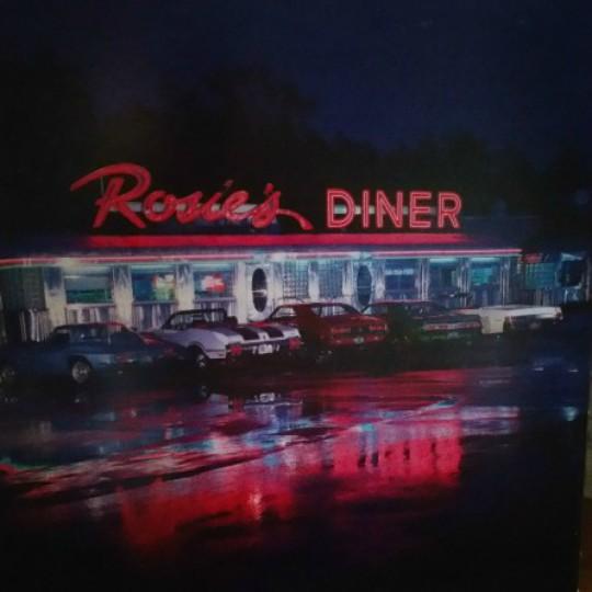 The original Rosie's Diner story at vinyl record memories.