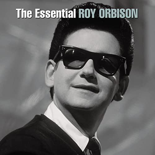 The Essential Roy Orbison sings Pretty Woman live at vinyl record memories.